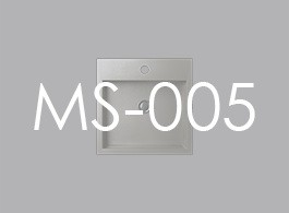 Steel Bathroom Sinks - MS-005