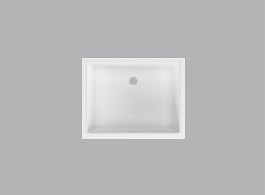 Vitreous China Bathroom Sinks PS-161R