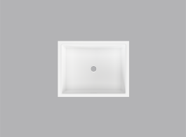 Vitreous China Bathroom Sinks PS-161C