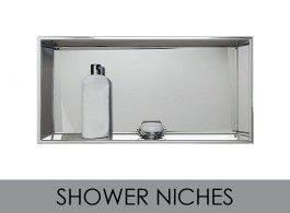 Shower Niches